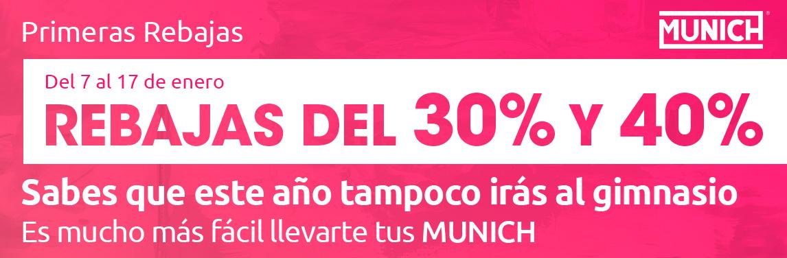 ¡ 30-40% TODO REBAJAS INVIERNO YA ACTIVAS !