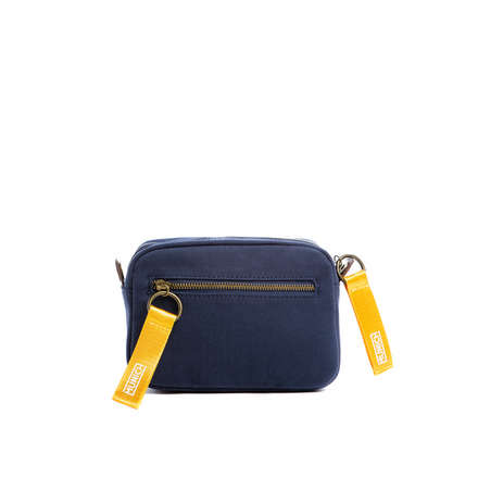 MINI BAG STEP BLUE 75