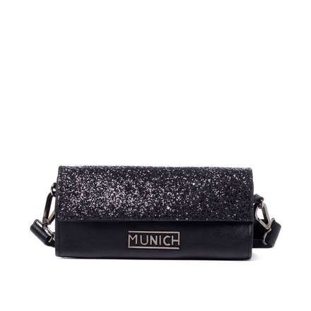 SPICY CLUTCH BLACK