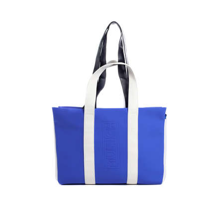 SHOPPING DOBLE SEA BLUE
