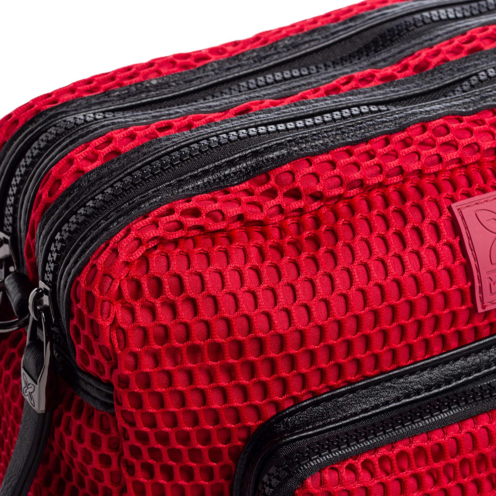 NET BANDOLERA RED