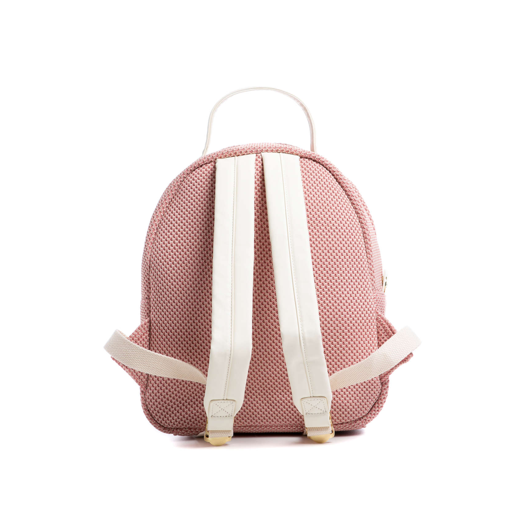 BACKPACK BASIC DOT PINK 10