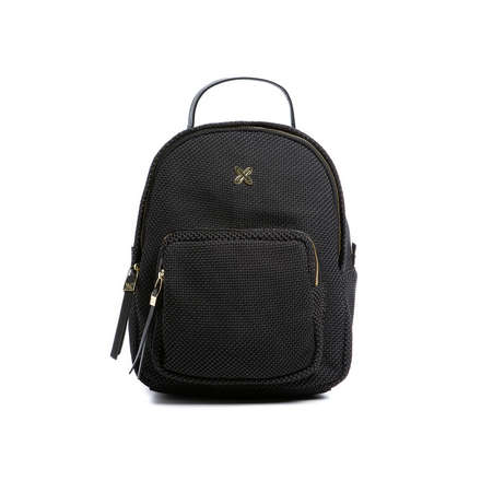 BACKPACK BASIC DOT BLACK 6