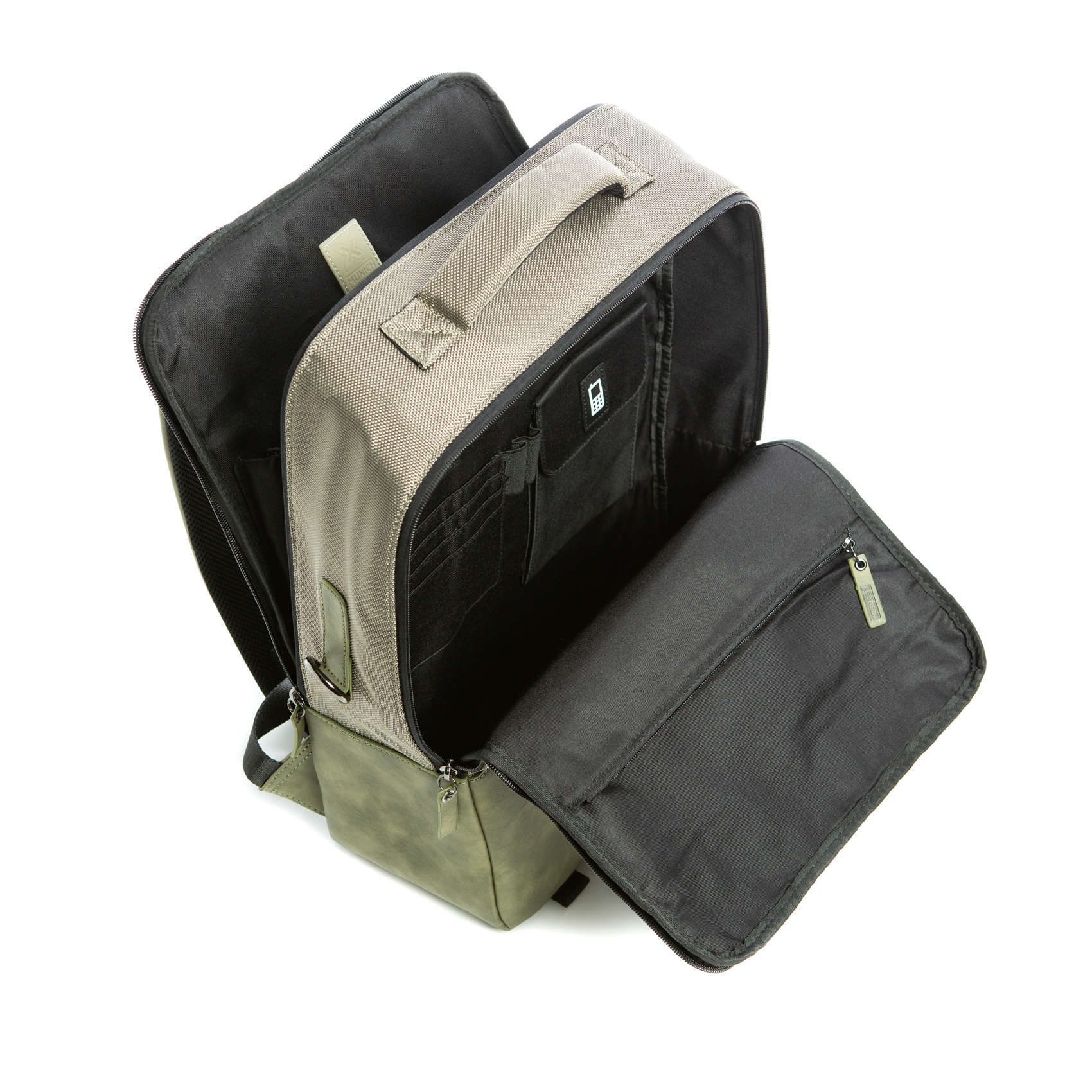 BACKPACK CITY CASUAL KAKI