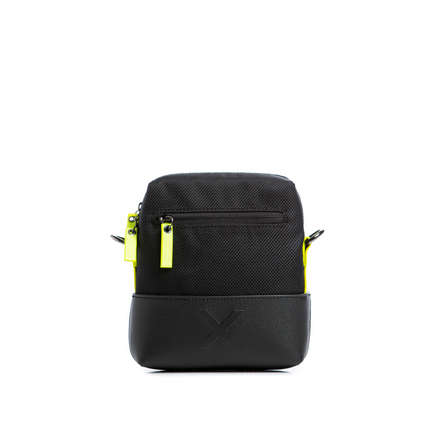 SMALL CROSSBODY CITY BUSINESS NEGRO