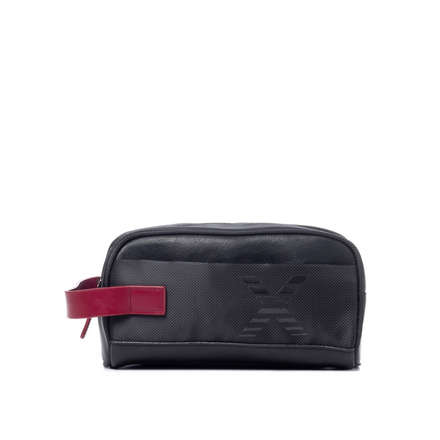 CITY TOILETRY BAG BLACK
