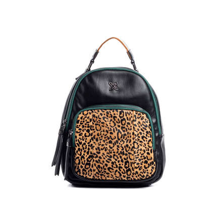LEO BACKPACK LEOPARDO