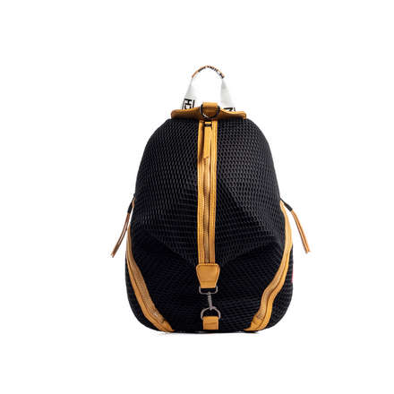 NET BACKPACK BLACK