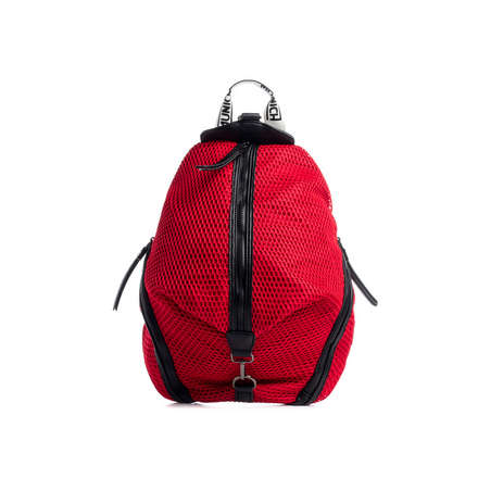 NET BACKPACK RED