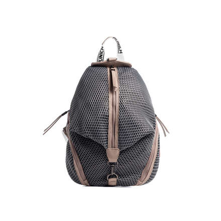 NET BACKPACK GRAY