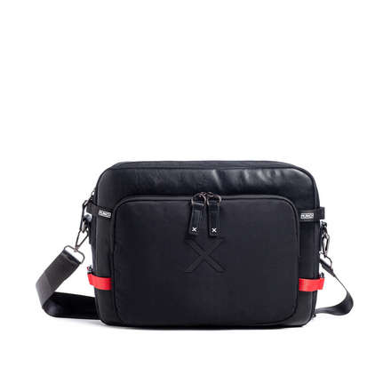 JUNGLE BRIEFCASE BLACK