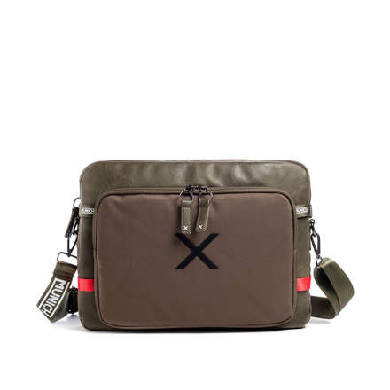 JUNGLE BRIEFCASE KAKI