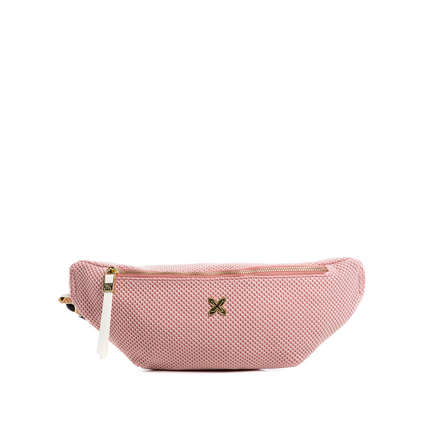 BUM BAG DOT PINK 10