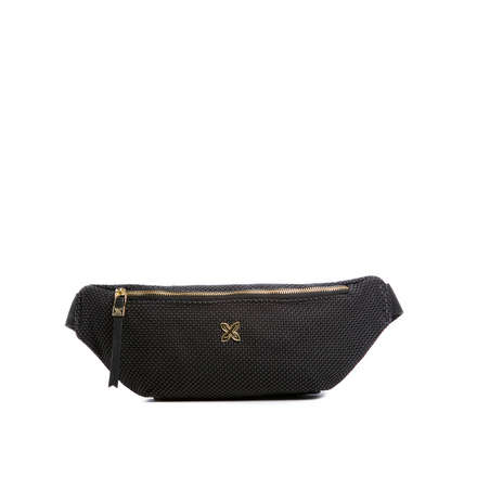 BUM BAG DOT BLACK 6