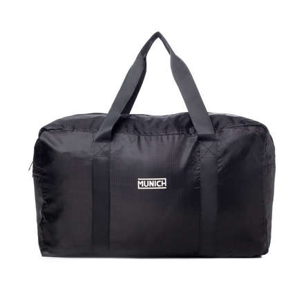FOLD TRAVELBAG BLACK