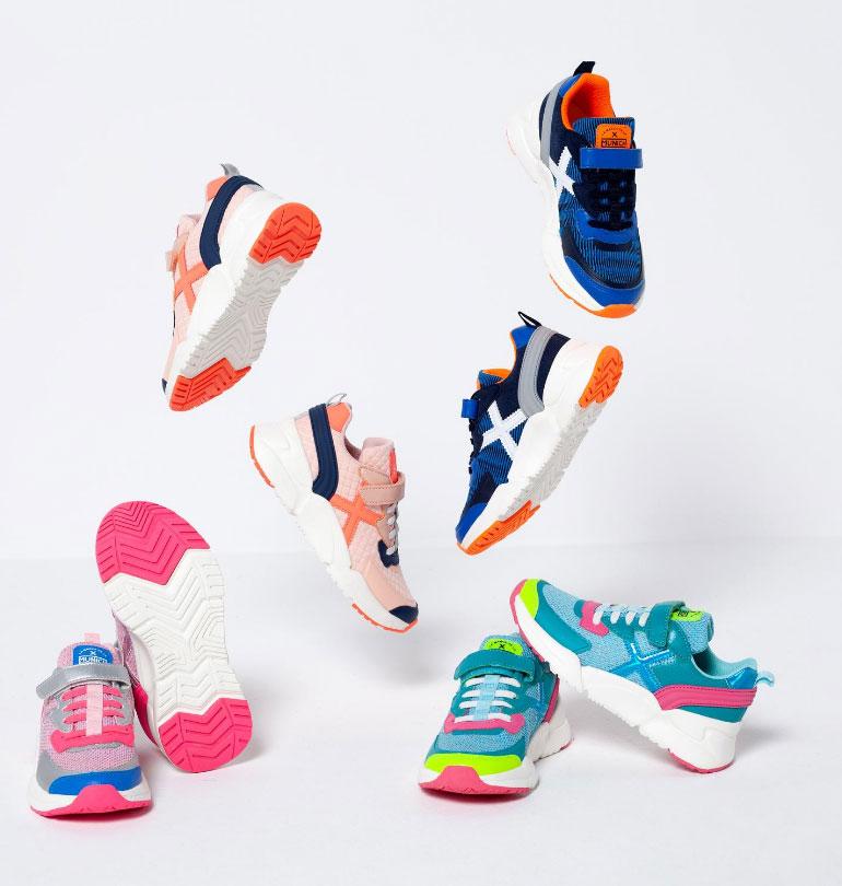 Munich Gresca 14 Chaussures de Fitness Gar/çon