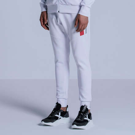 PANTALONS METAL WHITE