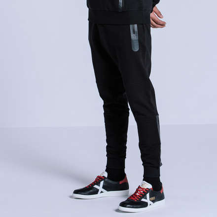 PANTALONI TECH BLACK