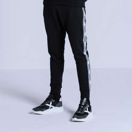 PANTALONI FLEECE BLACK