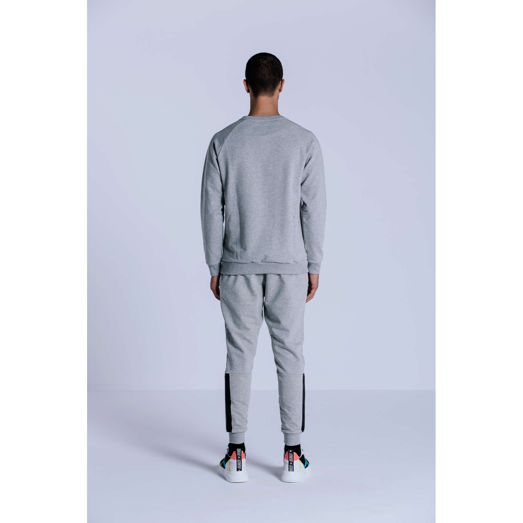 PANTALONS TECH GREY