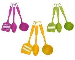 Set de 3 utensilios de cocina