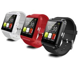 "Chic Pluss Smartwatch con correa intercambiable Pantalla 1,44"" táctil"