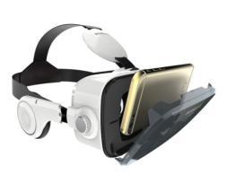 Chic Pluss gafas vr (realidad virtual) con auriculares integrados