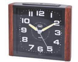Trevi Reloj despertador de pantalla grande