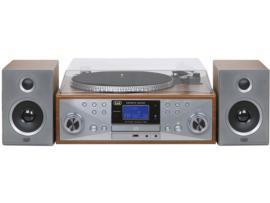 Sistema hifi tocadiscos alta calidad