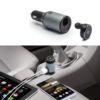 Technaxx Auricular BT intraoído con cargador de coche y función manos libres