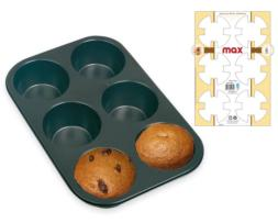 Bandeja para preparar muffins