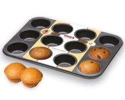 Bandeja para hacer muffin de diám 0.5mm