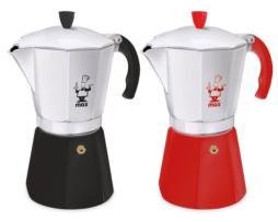 """Cafetera """"Moka bicolor"""" 50 tazas"""