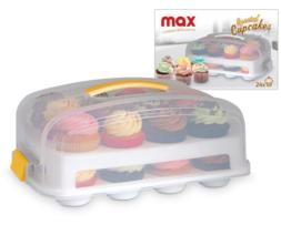 Caja de transporte para 24 Cup Cakes
