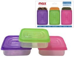 Set de 3 tappers Aptos para microondas y lavavajillas