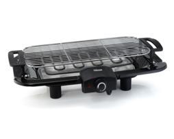 Tristar Barbacoa- grill eléctrica, ?sin olores ni humo?, con base para agua, resistencias desmontables para fácil limpieza