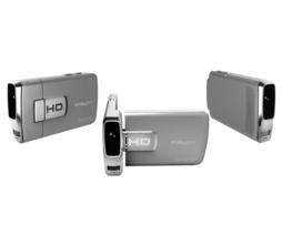 Easypix Video cámara ultra fina, 5mpx reales, 12 mpx por interpolación, zoom digital 8x