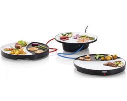 Princess Elegante y original sistema combinado de plancha de asar y plato para 2 personas