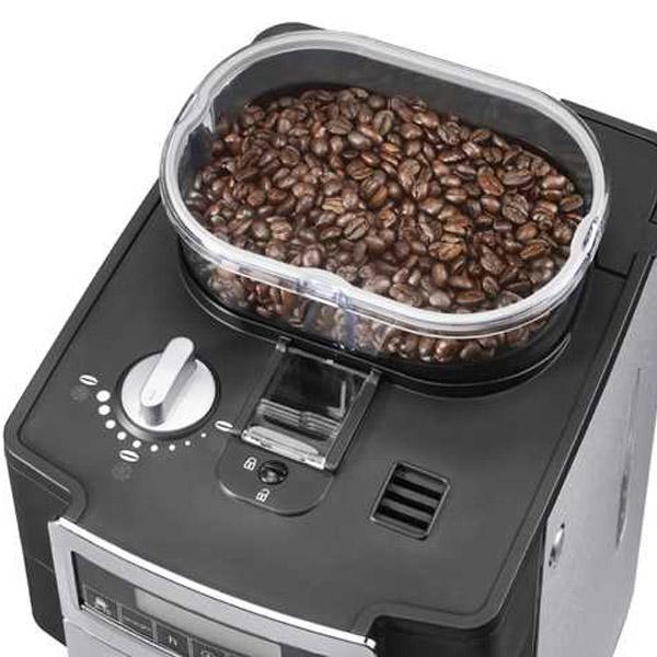 Cafetera con molinillo integrado capacidad 250g garantiza el mejor aroma para 10 12 tazas - Cafetera con molinillo incorporado ...