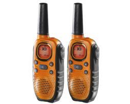 Topcom Walkie-talkie rc-6404. Twintalker 9100 long range alcance 10km. 8 canales, 38 sub canales. 446mjz.uso sin licencia