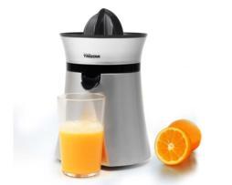 Tristar Exprimidor de diseño, dispensador directo de zumo, sin necesidad de extraer la jarra, abatible, doble cono