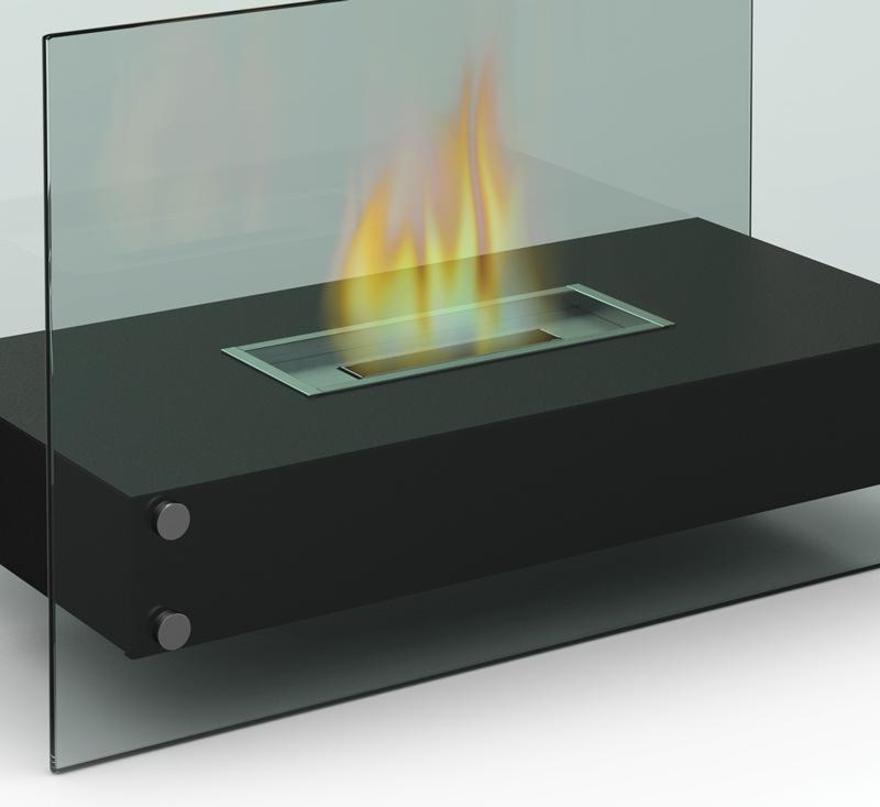 Tristar chimenea de bio ethanol para interiores o for Chimeneas para exteriores