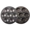 Tristar Máquina 2 en 1 para hacer cake pops y cup cakes, capacidad para 12 o 7 unidades, con placas intercambiables