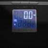 Tristar Báscula de baño digital multifunción, analítica familiar con memoria hasta 12 personas, medidor de peso (max. 150 kg)