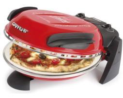 Trevi Horno pizza express delizia. El auténtico horno de pizza de piedra refractaria de alta calidad. Cocina pizzas en 5 min