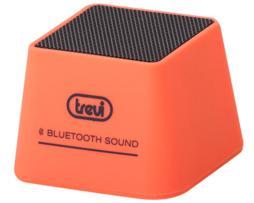 Trevi Altavoz bluetooth-batería recargable. Portátil, excelente calidad sonora. Puede cargarse mediante conexión usb.