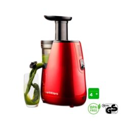Extractor de Zumos Versapers 4G Plus Rojo