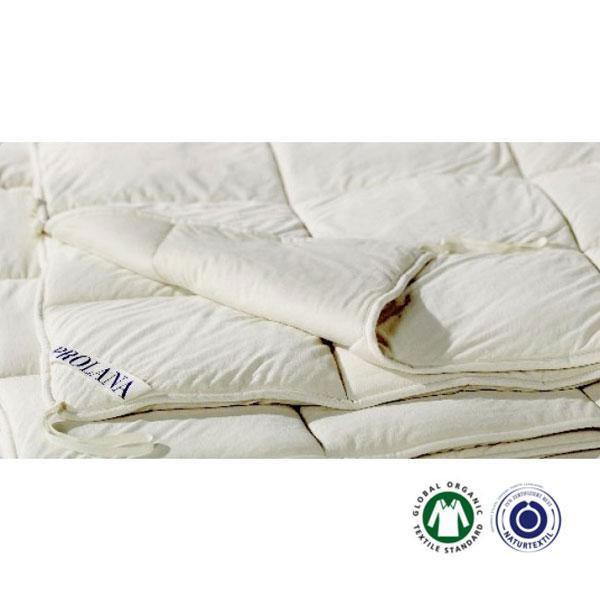 Y en invierno únelos con las cintas para conseguir la máxima protección contra el frío. Tanto la pana como la cubierta de algodón jersey son de origen 100% ecológico.