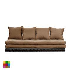 El Sofá Cama Chico es un estupendo sofá al más puro estilo japonés. - Ítem