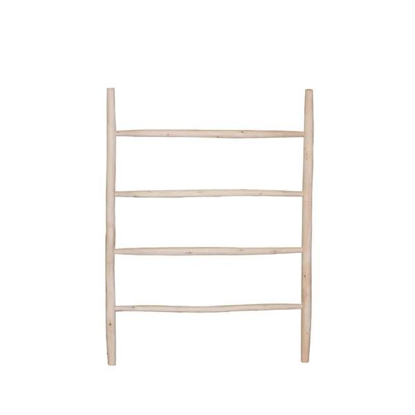 Escalera de madera ancha Dalyan